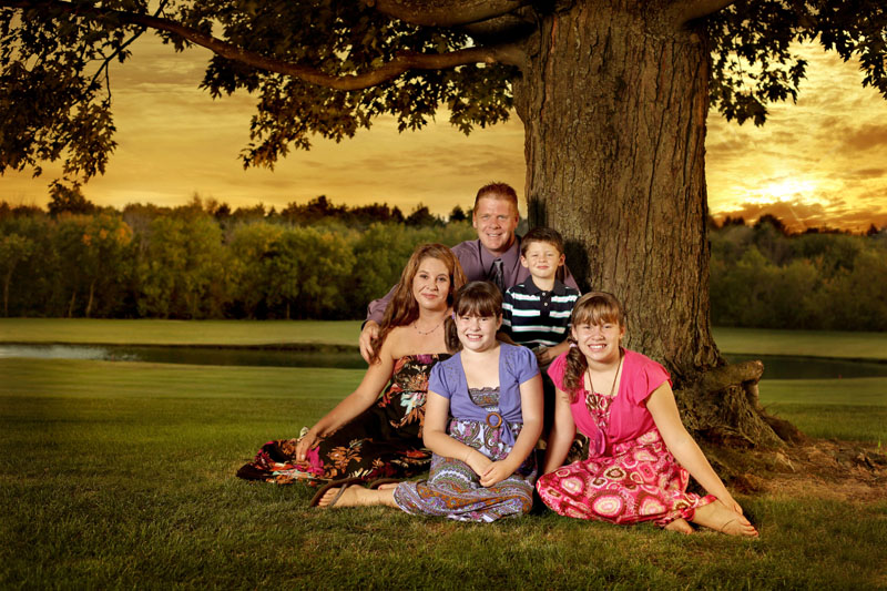 Family Portraits Saginaw Michigan